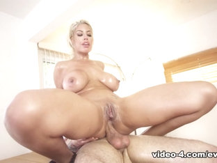 Bridgette B. In Busty Latina Bridgette's Anal Massage - Evilangel