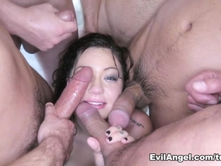 Horny Pornstar Karmen Karma In Best Big Tits, Gangbang Sex Video