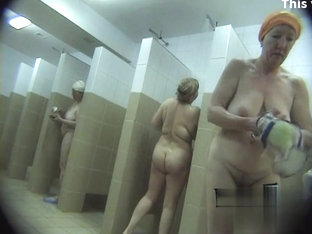 Hidden Cameras In Public Pool Showers 1093