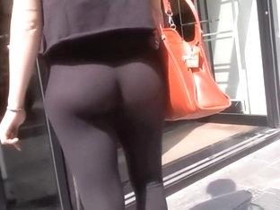 Tights Got Transparent In The Sun