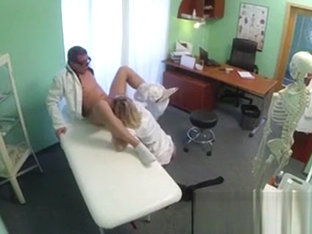 Dirty Doctor Screws His Hot Sexy Nurse