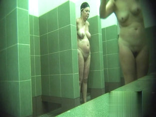 Hidden Cameras In Public Pool Showers 672