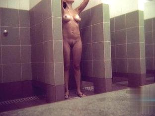 Hidden Cameras In Public Pool Showers 995