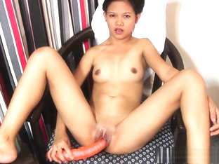 Naughty Filipina Student Shows Her Solo Session