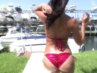 Rachel Starr Juicy Ass-bubble Butt