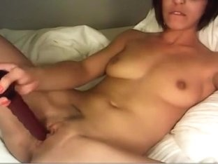 Horny Webcam Toys, Solo Movie With Catiastarling Model.