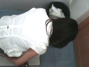 Asian Chicks Pissing In Public Toilets Squating And A Hairy Beaver