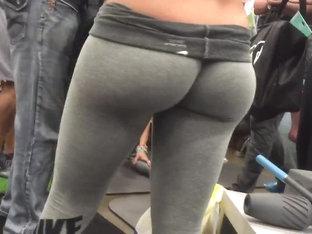 Tight Ass In Leggings Part 2