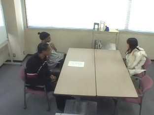 Two Big Black Dudes Fucked One Tiny Japanese Tramp