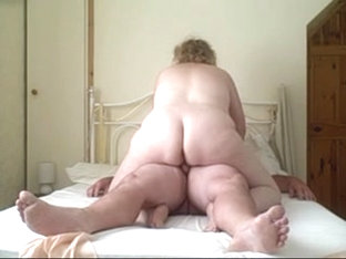 Swallowing My Cock With Her Meaty Pussy & Fucking Me