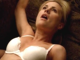 Anna Paquin - True Blood Nudity And Sex Compilation