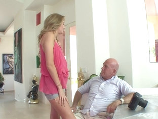 Hottest Pornstar Emily Kae In Horny College, Blonde Sex Movie