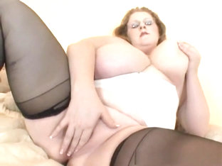 Exotic Pornstar In Incredible Fishnet, BBW XXX Clip