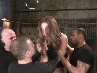 First Porn Shoot!!!! First Gangbang!!!!!! First Dp!!!!! First Bondage Experience!!!!