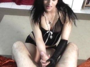 Beauty In Sexy Corset - Lapdance And Bj