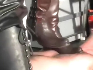 Kelly And Victoria Boots Trampling