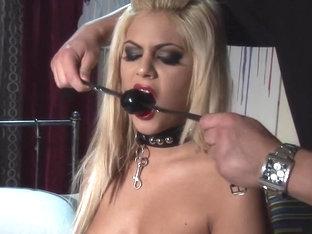 Horny Pornstar Defrancesca Gallardo In Hottest Dildos/toys, Piercing Sex Video