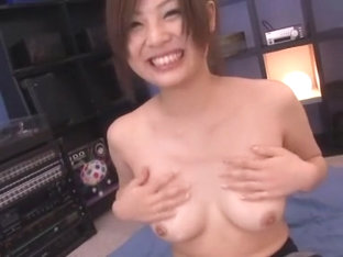 Exotic Japanese Girl Kozue Sakashita In Best Cheerleaders Jav Scene