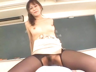 Amazing Japanese Slut Natsumi Horiguchi In Horny Fingering, Stockings/pansuto Jav Scene