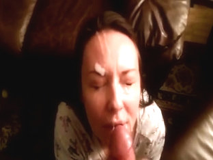 Facial Cumpilation - 9 Minutes With Face Loads Of Cum