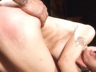 Best Fetish Adult Movie With Horny Pornstars Natasha Starr And Derrick Pierce From Dungeonsex