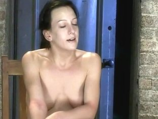 Inverted, Elbows Bound, Severely Arched Backbrutal Crotch Rope, Massive Screaming Orgasms! Epic!