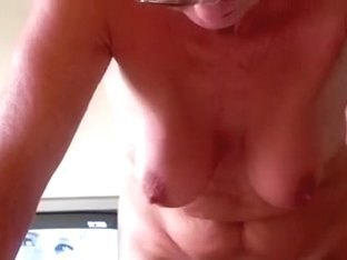 My Lustful Aged Husband Owning Me From Behind On Livecam