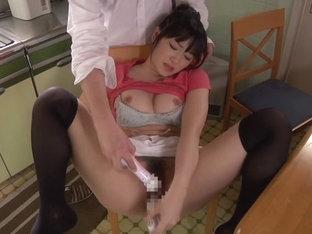 Nana Usami In Busty Niece Wants A Bath Part 1.2