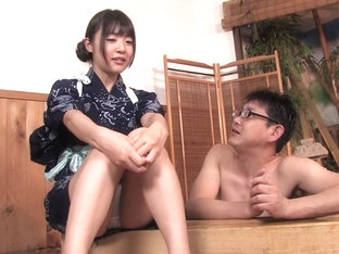 Best Japanese Chick Tsubomi In Hottest Natural Tits, Fingering Jav Clip