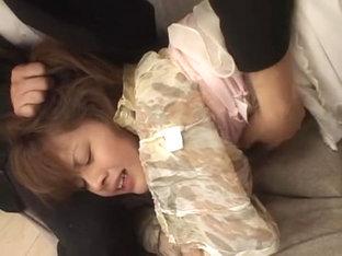 Yuka Haneda In Commited In Face Of Husband