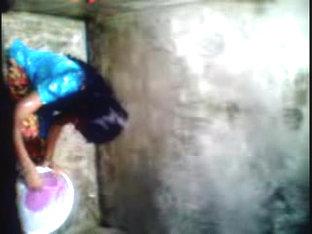 Hot Desi Girl Bathing Naked Spy Cam Nice Video