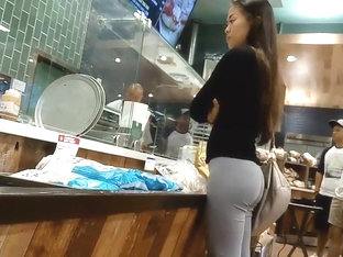 Unbelievably Petite And Sexy Asian Girl