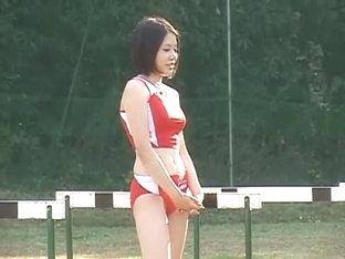 Horny Japanese Chick Natsumi Miyamae In Exotic Fingering, Sports Jav Movie