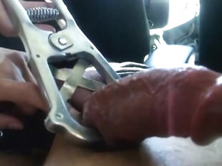 Elastrator And Castration Talk In Backseat Of A Car Part 1