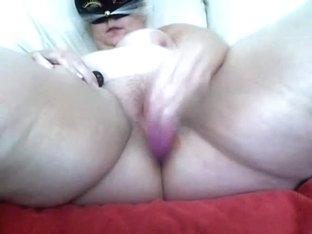 Pussy And Anal Masterbation