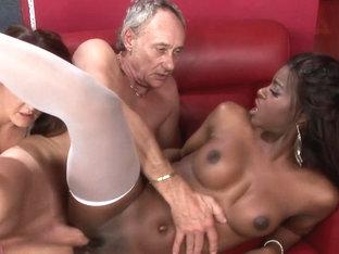 Fabulous Pornstars Jasmine Webb And Elle Brook In Horny Brazilian, Threesome Porn Video