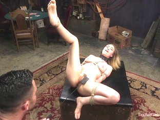 Lyra Law  Seth Gamble In A Slave's Gambit - Sexandsubmission