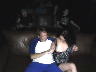 Anal Fuck Library Bitch Gangbang In Nasty Porno Theater