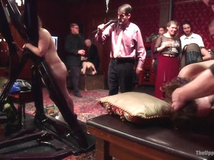 Dallas Black & John Strong & Rachael Madori In The Anal Initiation Of Dallas Black - Theupperfloor