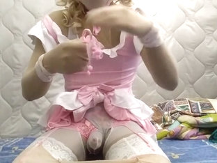 Nylon Doll Masterbation