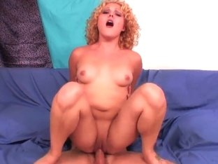 Unforgettable Sex With Curly Shirley Dimples