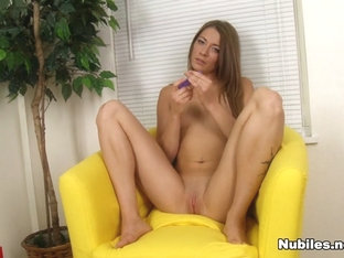 Kirsten Lee In Her Favorite Vibrator - Nubiles