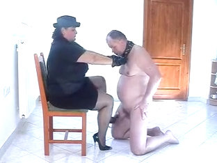 Horny Amateur Grannies, Bdsm XXX Video