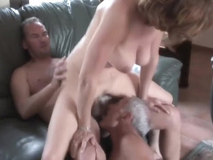 Mature Slut Shared And Fucke...