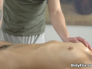 Jim & Leana In Massage And Orgasmic Eruption - Dirtyflix