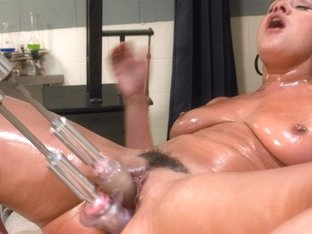 Amazing Fetish Adult Video With Horny Pornstar Charley Chase From Fuckingmachines