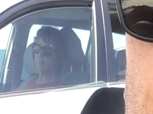 Car Flash 2014 Montage. Many Women Watch Me Jerk Off