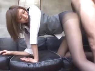 Exotic Japanese Girl Yuria Shima In Best Couple, Office Jav Movie