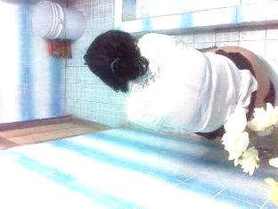 Madre En El Toilet