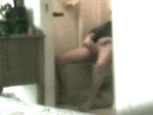 Mom Masturbating In Toilet
